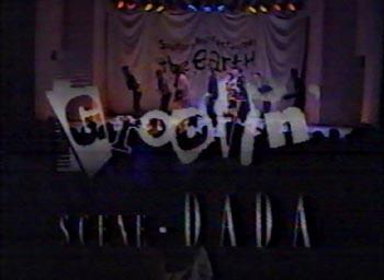 Groovin' scene DA DA title