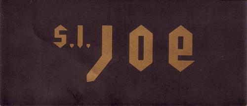 S.I.JOE
